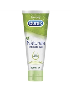 Durex Lubricante Íntimo Naturals 100 Ml - PR2010344218