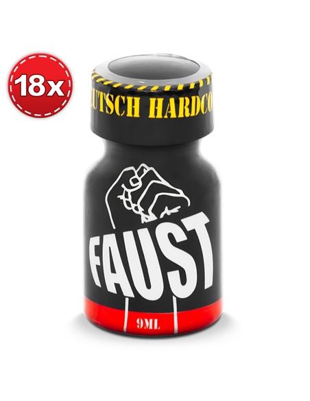 Pack Com 18 Faust Poppers 9ml - 9ml - PR2010334024