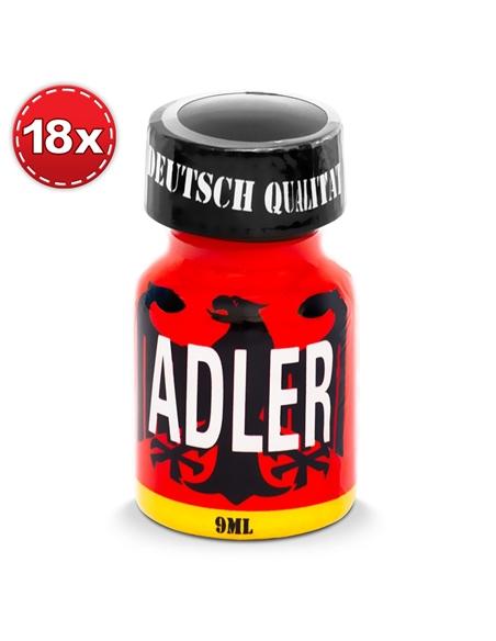 Pack Com 18 Adler Poppers 9ml - 9ml - PR2010334023